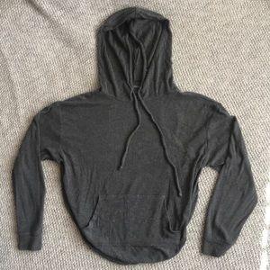 Good HYouman T back hoodie crop